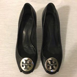 Tory Burch Reva heels  shoes size 9